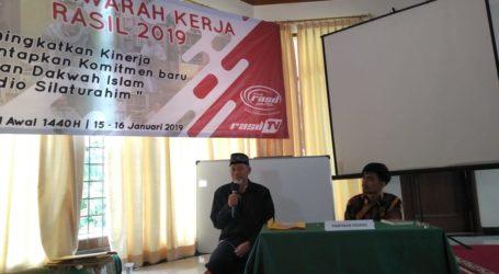 Ustaz Abul Hidayat: Rasil Posisikan Diri untuk Tugas Dakwah Islam yang Satu