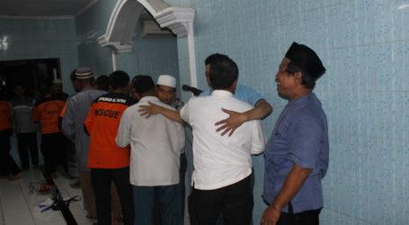 Relawan UAR untuk Kebakaran Tomang Dipulangkan Sementara