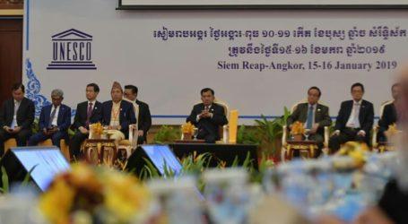 Wapres Banggakan Persatuan Indonesia di Kamboja