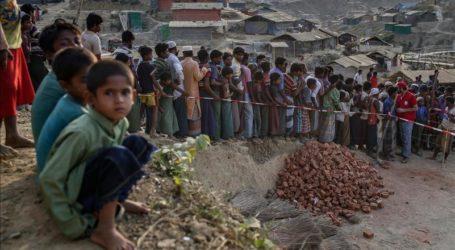 India Deportasi Ratusan Pengungsi Rohingya