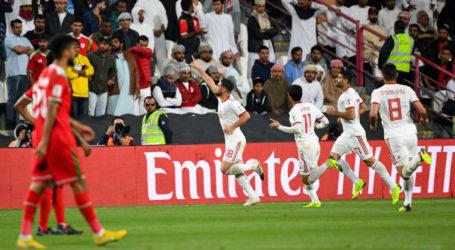 Piala Asia 2019: Iran Tundukkan Oman 2-0, Maju ke Delapan Besar