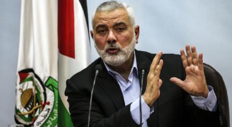 Hamas Diundang Kelompok Think Tank Rusia ke Moskow Bulan Depan