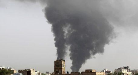 Serangan ke Kamp Pengungsi Yaman Tewaskan Delapan Warga Sipil