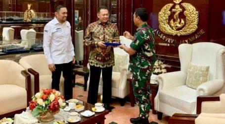Ketua DPR: Dukungan Alutsista pada TNI-AL Harus Diperkuat