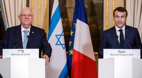 Macron: Pendudukan Israel Bahayakan Prospek Perdamaian