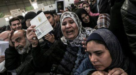 Mesir Buka Perbatasan Rafah Satu Arah