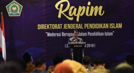 Kamaruddin Amin: Indonesia Sebagai Destinasi Studi Islam Harus Terwujud