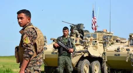 AS Dukung Zona Aman di Suriah Utara