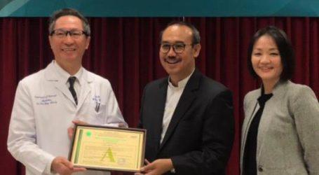 Taiwan Adventist Hospital (TAH) Dapat Sertifikat Halal dari LPPOM MUI