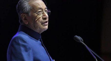 PM Mahathir: Saya Tidak Paham Kenapa Dunia Ikut Israel