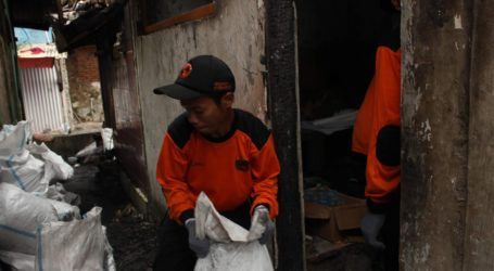 Korban Kebakaran Sampaikan Terima Kasih pada Al-Fatah Rescue