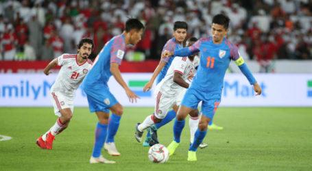 Piala Asia 2019: Tuan Rumah UEA Taklukan India 2-0