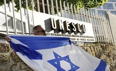 Israel Resmi Tinggalkan UNESCO