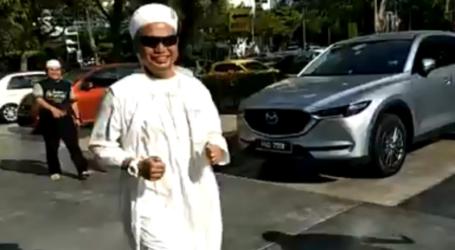 Ustaz Arifin Ilham Kembali ke Tanah Air Kamis Depan