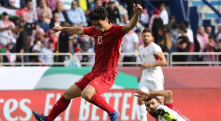 Kalah Adu Pinalti 4-2 dari Vietnam, Yordania Tersingkir dari Piala Asia 2019