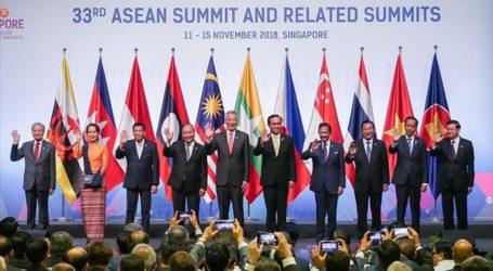 Menlu ASEAN Bertemu di Thailand Bahas Kepulangan Pengungsi Rohingya