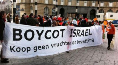 Tel Aviv Tuduh Uni Eropa Danai Aksi Boikot Israel