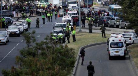 Ledakan Bom di Akademi Kepolisian Kolombia Tewaskan 21 Orang