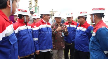 Indonesia-Jerman Kerjasama Bidang Iptek dan Inovasi Pengembangan Panas Bumi