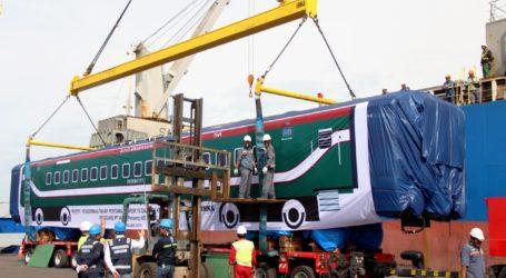 Industri Kereta Api Nasional Kirim 250 Gerbang ke Bangladesh