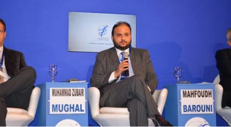 Zubair Mughal: 2019 Volume Keuangan Syariah Diharap Capai 2,5 Triliun Dolar AS