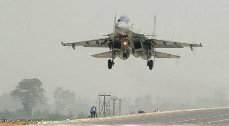 Dua Jet Tempur Su-34 Rusia Jatuh di Timur Negara Itu