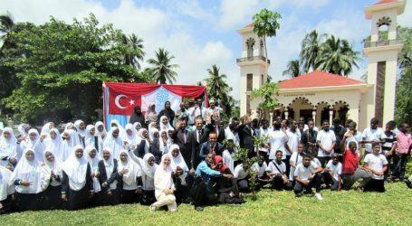 Maarif Turki Buka Perguruan Tinggi di Tanzania