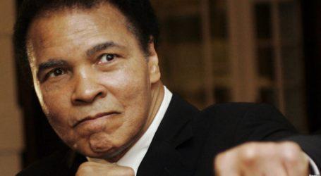 Muhammad Ali Akan Jadi Nama Bandara Louisville Kota Kelahirannya