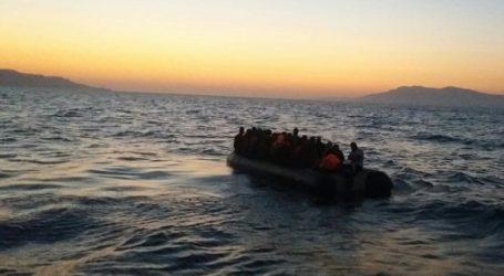 Perahu Migran Tenggelam di Perairan Libya