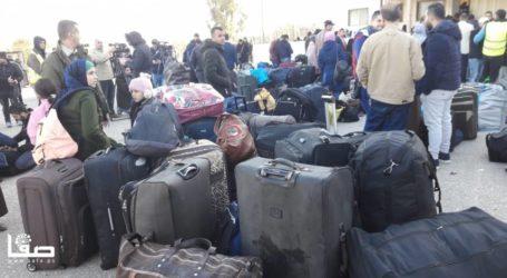 Mesir Buka Perbatasan Rafah Selama Tiga Hari