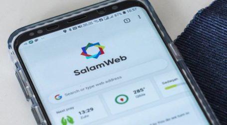 SalamWeb, Browser Islami Banyak Diminta Masyarakat di Kawasan