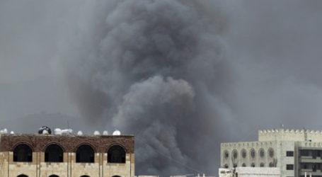 Koalisi Arab Saudi Umumkan Penghancuran Fasilitas Militer Houthi di Sanaa