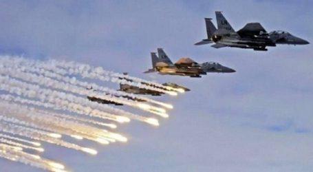 Selama 2018 Israel Lancarkan 865 Serangan Udara di Gaza