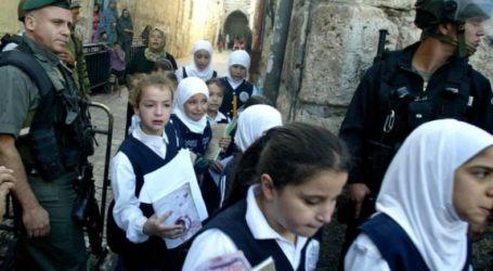 PBB: Israel Melanggar Hak Atas Pendidikan di Tepi Barat