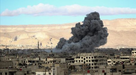 Delapan Orang Tewas dalam Serangan di Zona De-eskalasi Suriah
