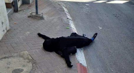 Gadis Palestina Diduga Berusaha Menikam Tentara Israel