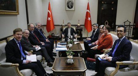 Turki, UE Bahas Krisis Kemanusiaan Global
