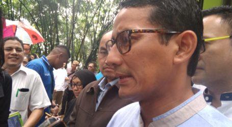 Sandi Bertekad Jadikan Indonesia Sebagai Pusat Ekonomi Halal Dunia