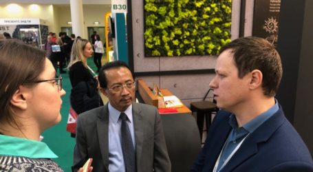 Kopi Indonesia Berjaya di Pasar Rusia