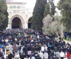 Polisi Israel Dipaksa Buka Kembali Gerbang Baabur Rahmah