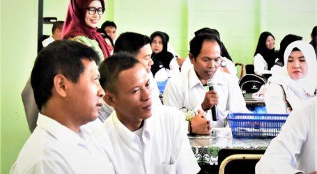 61 Pendidik Kecamatan Tertua di Kaltim Ikut  Pelatihan Program PINTAR