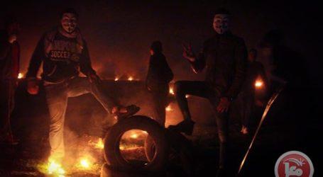 Tentara Israel Tembak Lima Warga Palestina