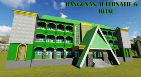 Pembangunan Kembali Gedung IAIN Palu Dirancang Tahan Gempa