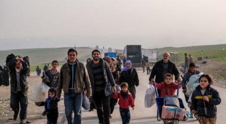 Lebih 300.000 Pengungsi Suriah Pulang dari Turki