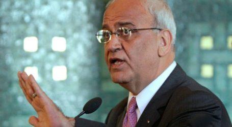 Pemimpin PLO: Israel dan AS Berusaha Hancurkan Otoritas Palestina