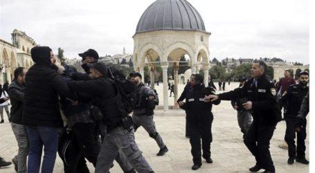 Yordania Kutuk Serangan Israel di Al-Aqsa