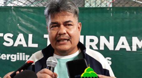 Pererat Persaudaraan, Baznas Gelar Turnamen Futsal
