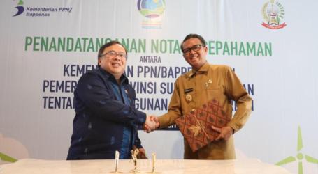 Bappenas-Provinsi Sulsel Kerja Sama Pembangunan Rendah Karbon