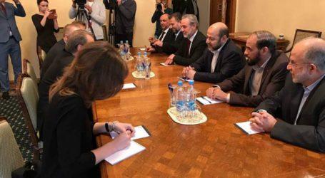 Delegasi 10 Faksi Palestina Hadiri Konferensi di Moskow
