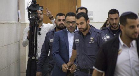 Israel Kembali Tahan Gubernur  Yerusalem